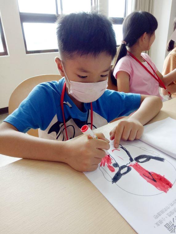小小華語三美營  大葉大學助新住民子女學華語-大葉大學