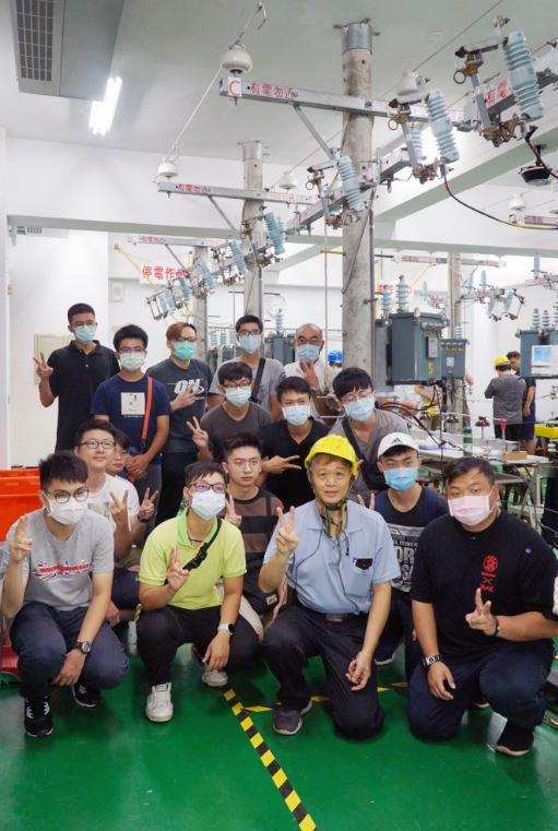 勞動部產業新尖兵試辦計畫  大葉大學開辦風電產業人才培育班-大葉大學