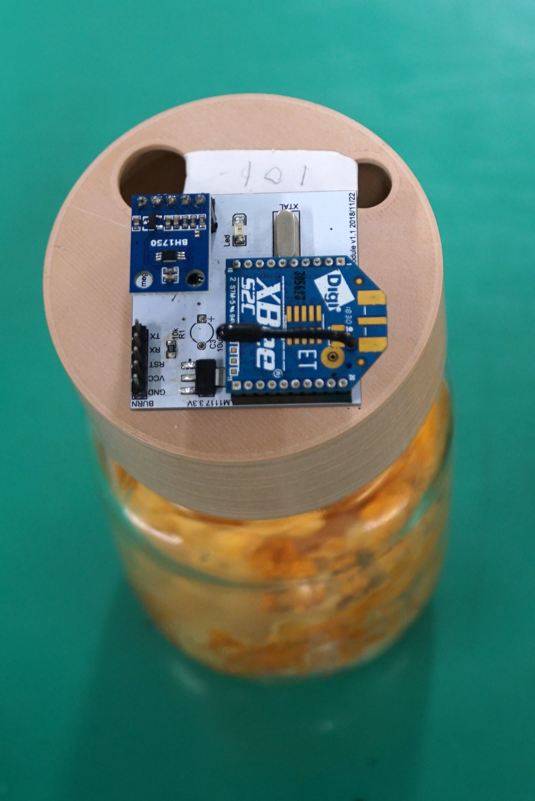 無菌培養感測模組  大葉大學台灣創新技術博覽會摘銀-大葉大學