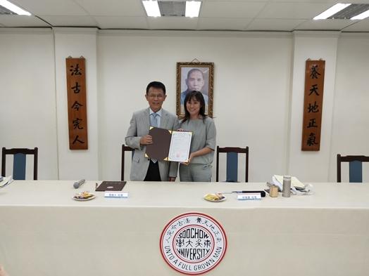 東吳大學與中和高中簽訂策略聯盟 深化合作共創雙贏-東吳大學
