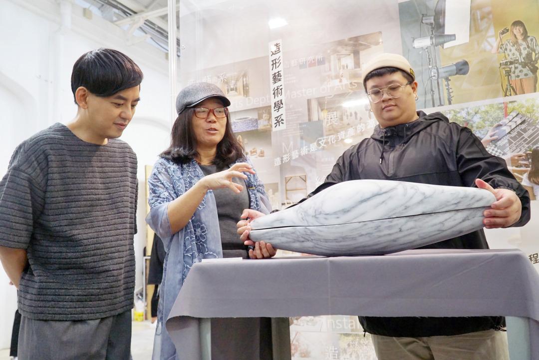 2020 A+文資創意季校院精品展  大葉大學參展-工業設計學系