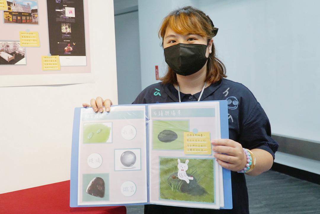 大葉大學承辦彰化縣政府職業訓練  多媒體設計班結訓-3D技術