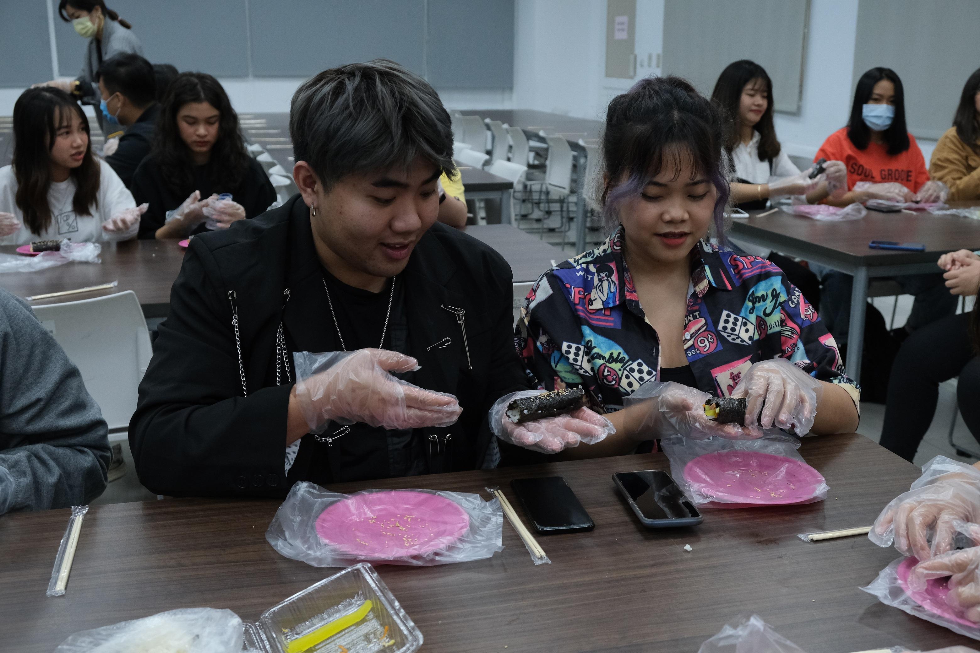 醒吾科大偽出國旅遊 SPECIAL韓國文化體驗-流行音樂
