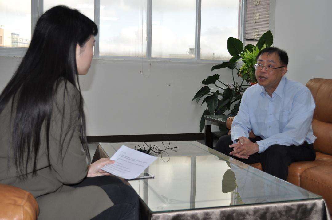 職場英語體驗回響 《FUNDAY》專訪醒吾科大校長-外語