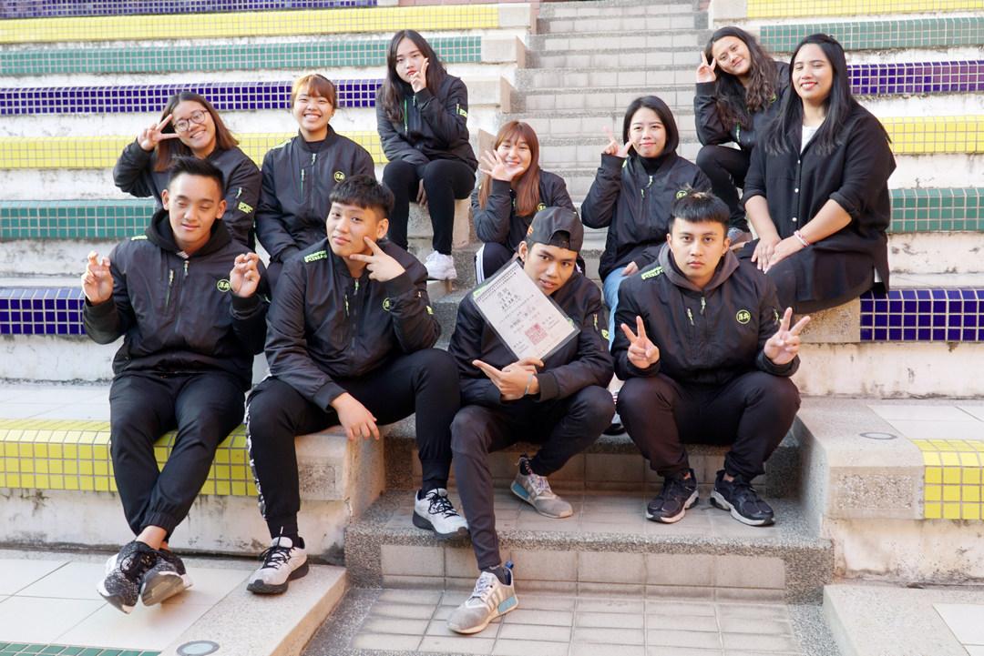 大葉大學原聲原舞隊  北區大專原民歌唱賽第二名-大葉大學