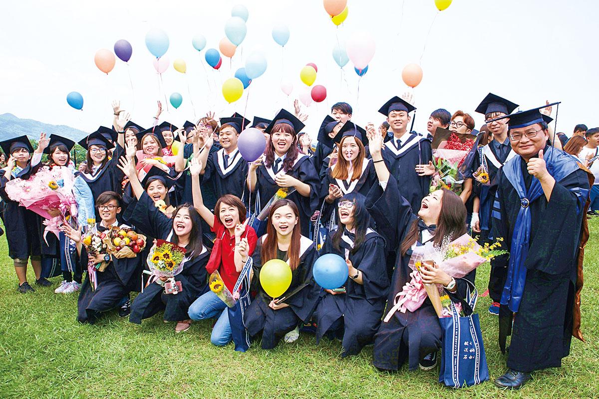 佛光大學  分發率連七年破百-升大學指南