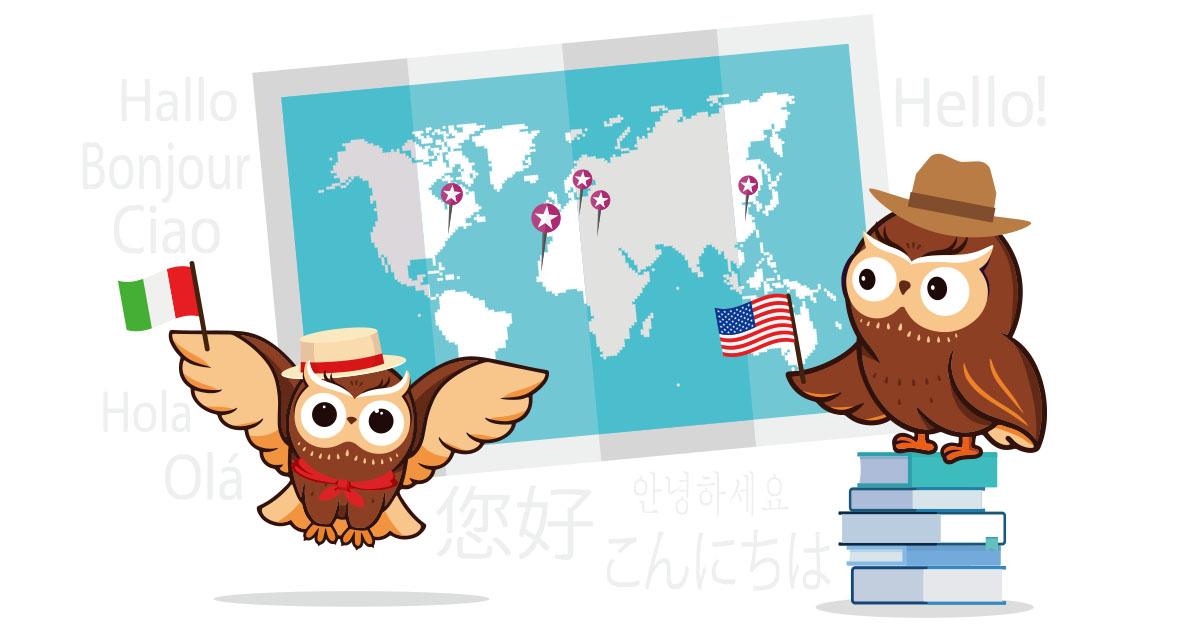 18學群導讀 社科文教類|外語學群-18學群