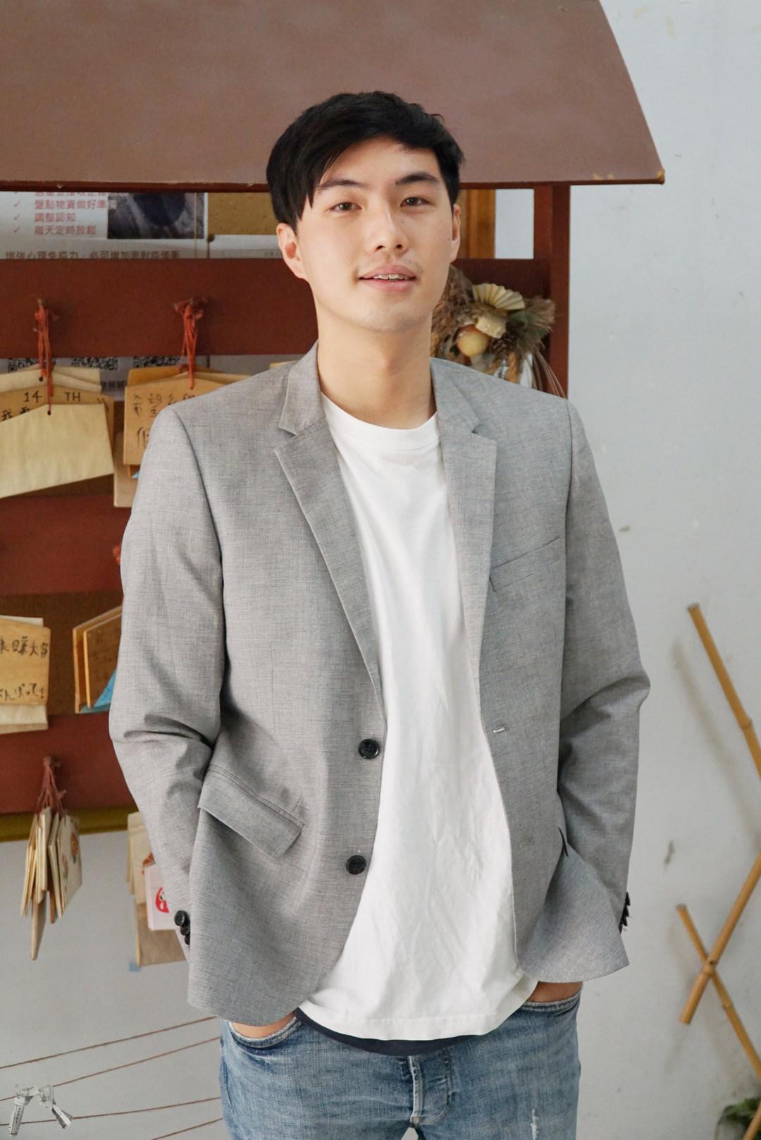 大葉大學應日系姜勁熠  榜首錄取研究所-大葉大學