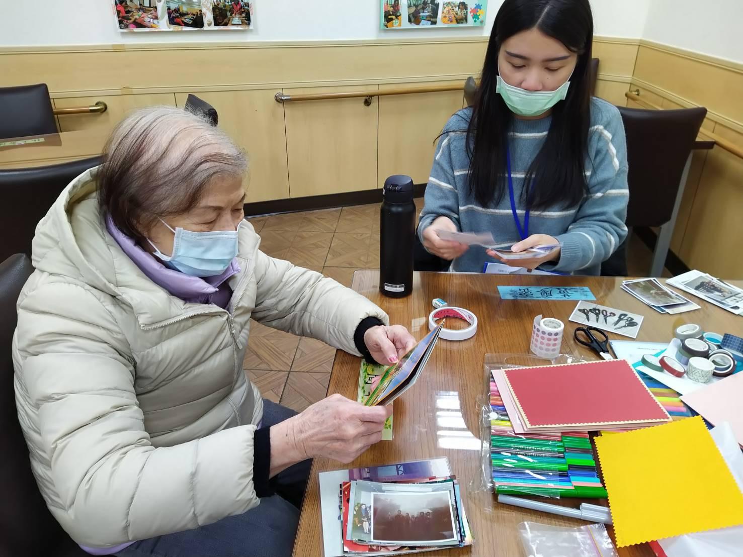 成為有溫度的個案管理師 聖約翰科大學子社工實習收穫多-老人服務事業系