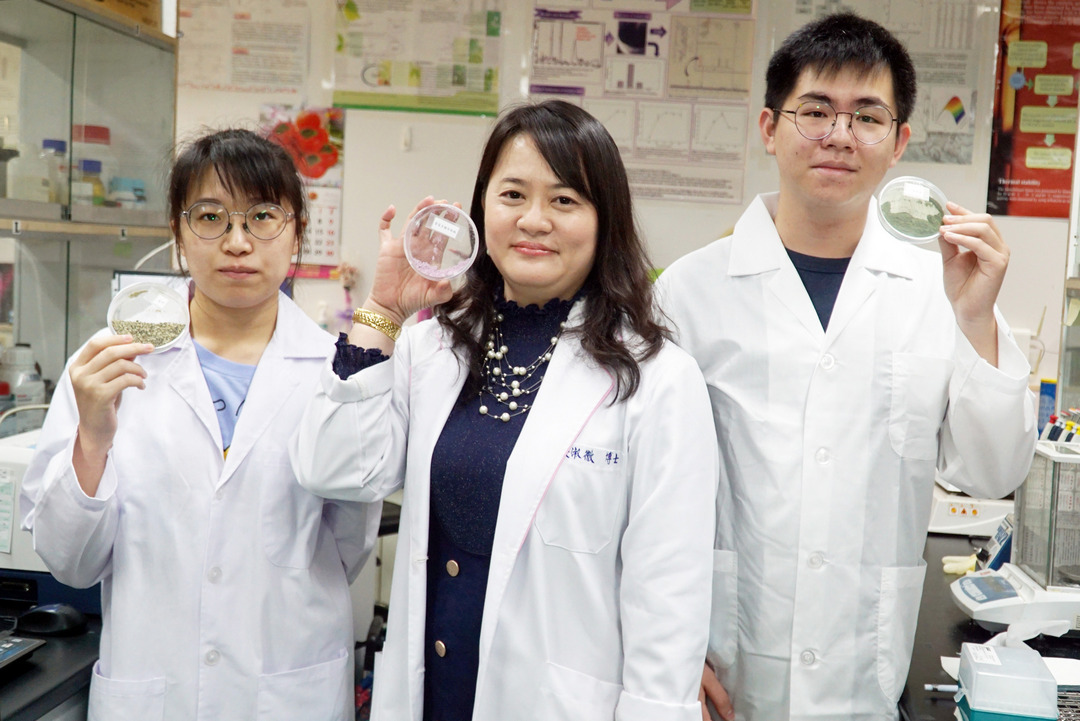 大葉大學藥保系張淑微副教授獲科技部補助  開發海藻附加價值-大葉大學