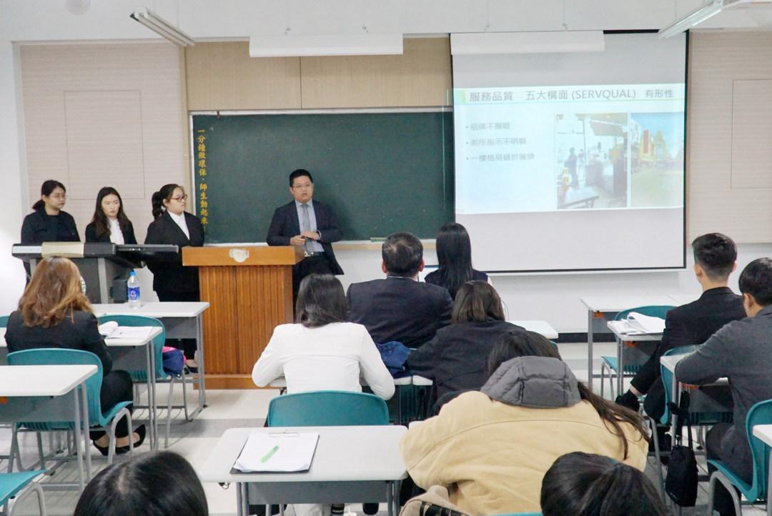 大葉大學企管系獲教學實踐計畫獎助  攜手學長企業  學用合一-大葉大學