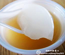 旗山美食推薦-朝林鮮果汁&臭豆腐