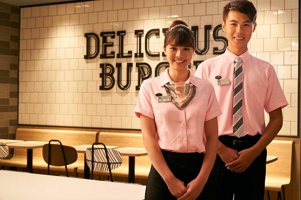麥當勞:有形薪資+無形關愛-  餐飲業