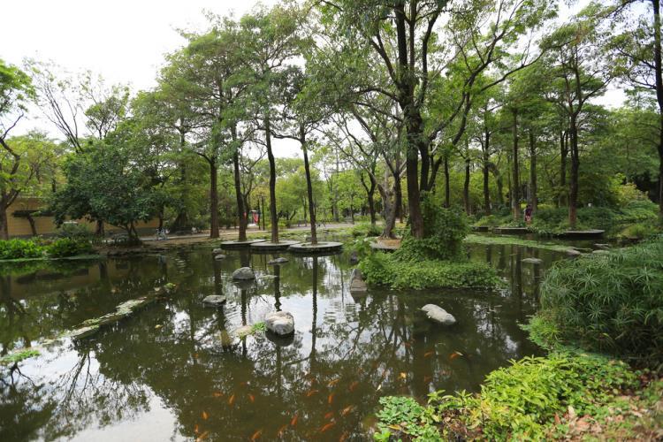 鳳山景點-大東濕地公園