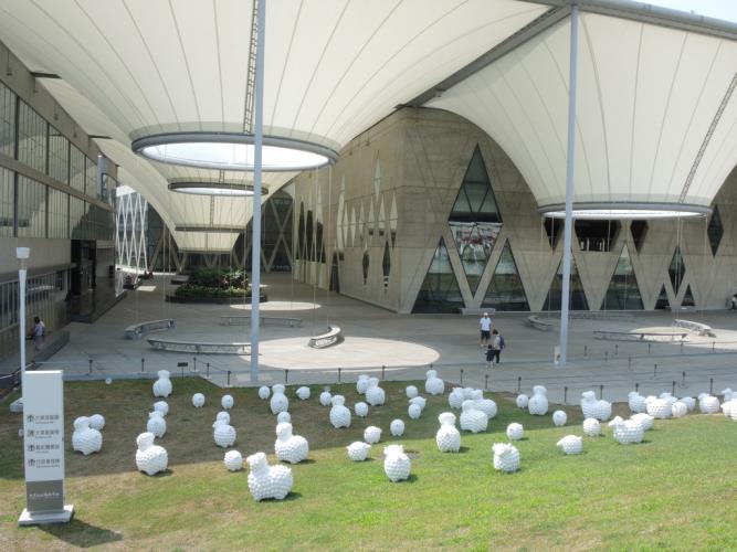 鳳山景點-大東文化藝術中心
