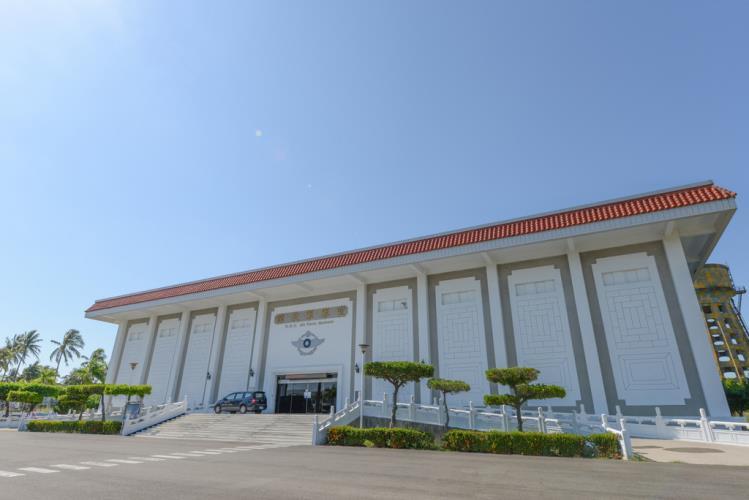 岡山景點-空軍軍史館