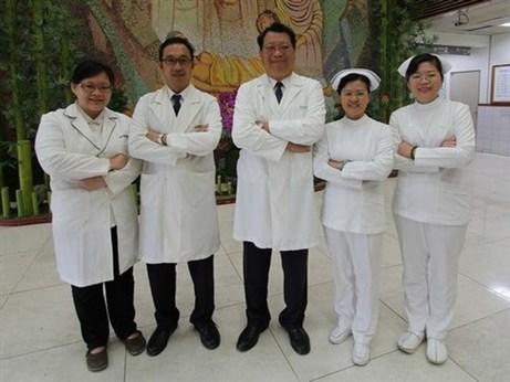 結核病防治團隊