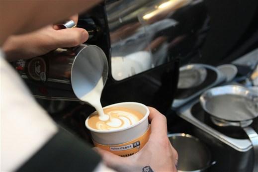 came咖啡製作