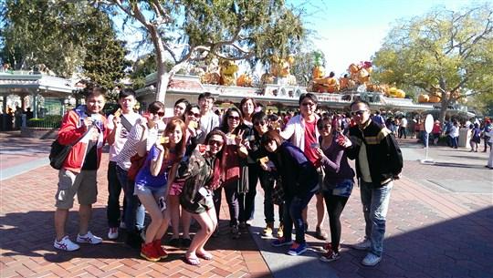 2013 員工旅遊-LA