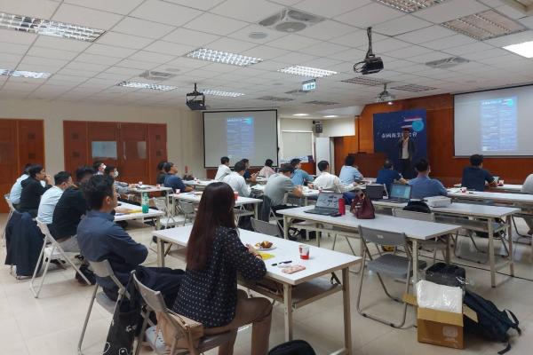 明新科大與交通大學結盟 媒合創投泰國新商機-企業管理系