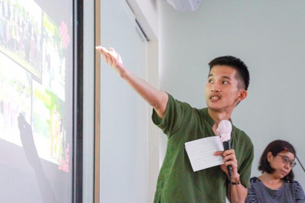 讓世界聚焦東吳 從華語教學中心放眼世界-文化