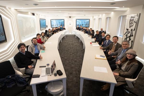 東吳法學與新科技的里程碑—臥龍多媒體應用中心啟用-巨量資料