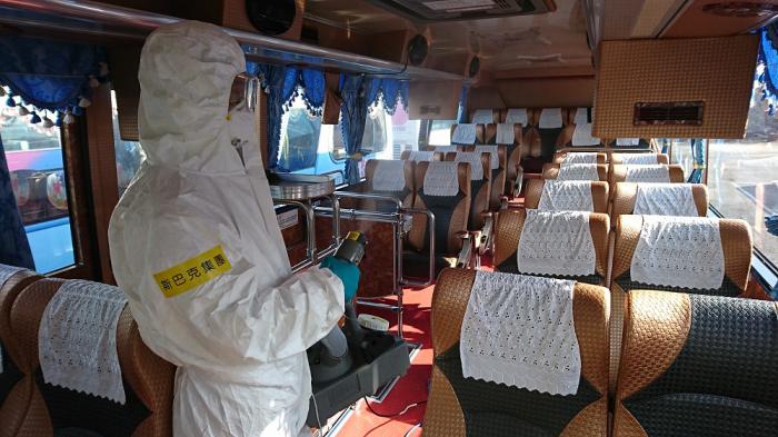 防疫國家隊專訪/台灣斯巴克環保公司 為民無償付出杜絕隱性危機