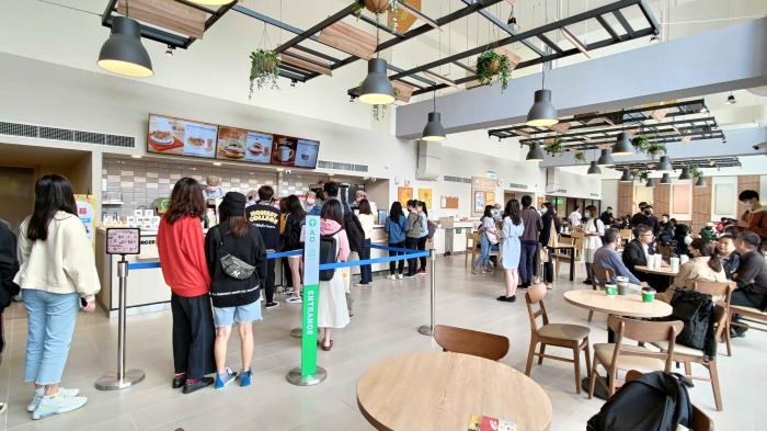 知名速食品牌進駐臺藝大 提供多樣化餐飲新選擇-校園大小事