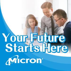 美光看見您的未來Be Micron, Be the World