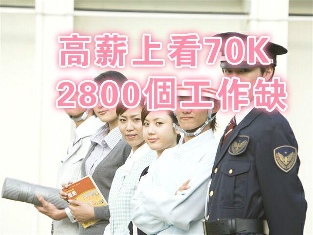 產經新聞-40家開2800個職缺 薪最高7萬
