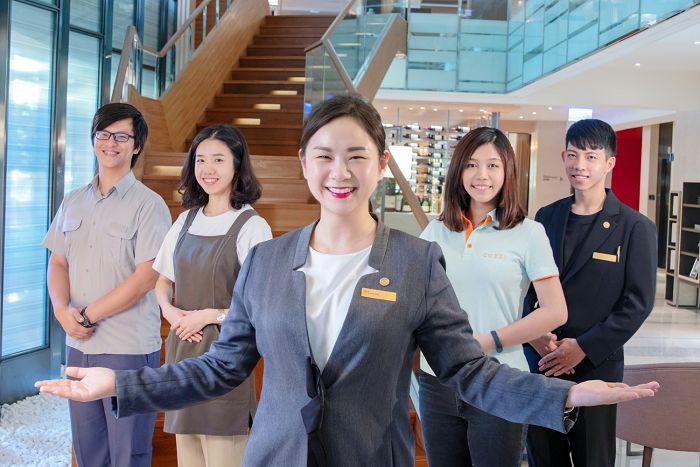 和逸飯店桃園青埔館夏季開幕 開缺徵才釋出200個職缺