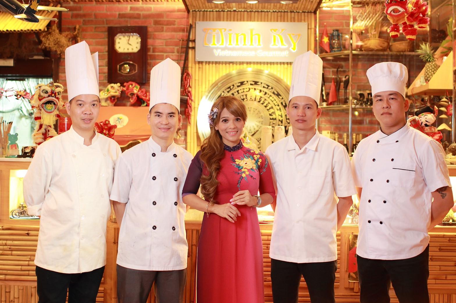 銘記越南美食 用愛料理 用心吸菁打造幸福企業